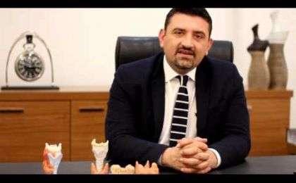 Prof.Dr.Fatih Tunca,tiroid,kanser